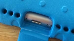iPad mini ケース 子ども用電源