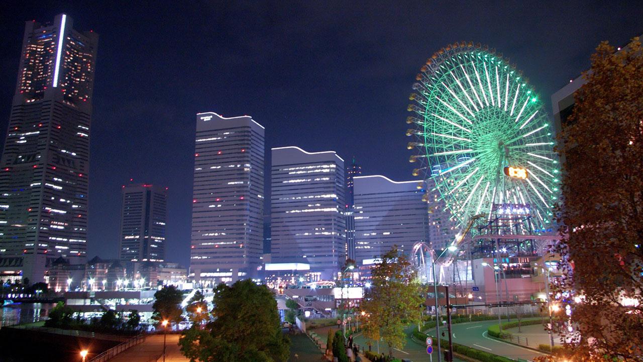 NORA IT は桜木町でも高速なのか?report.3〜みなとみらい編1