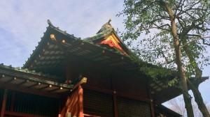 渋谷玉造稲荷神社
