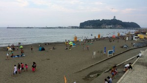 江ノ島東浜