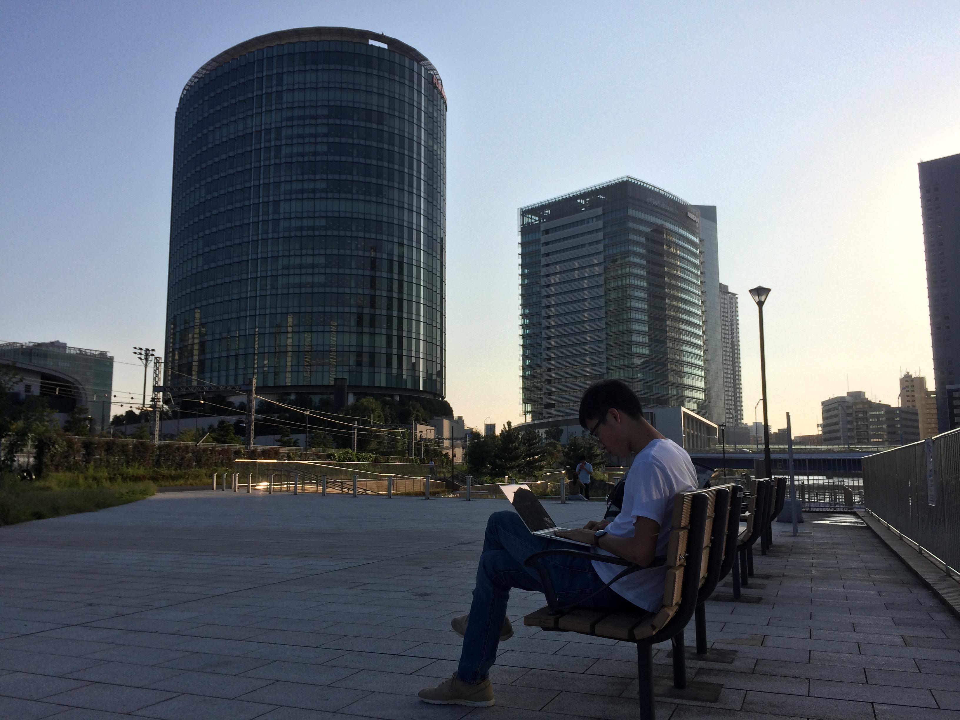 ゆねばのNORA ITレポート〜高島水際線公園〜