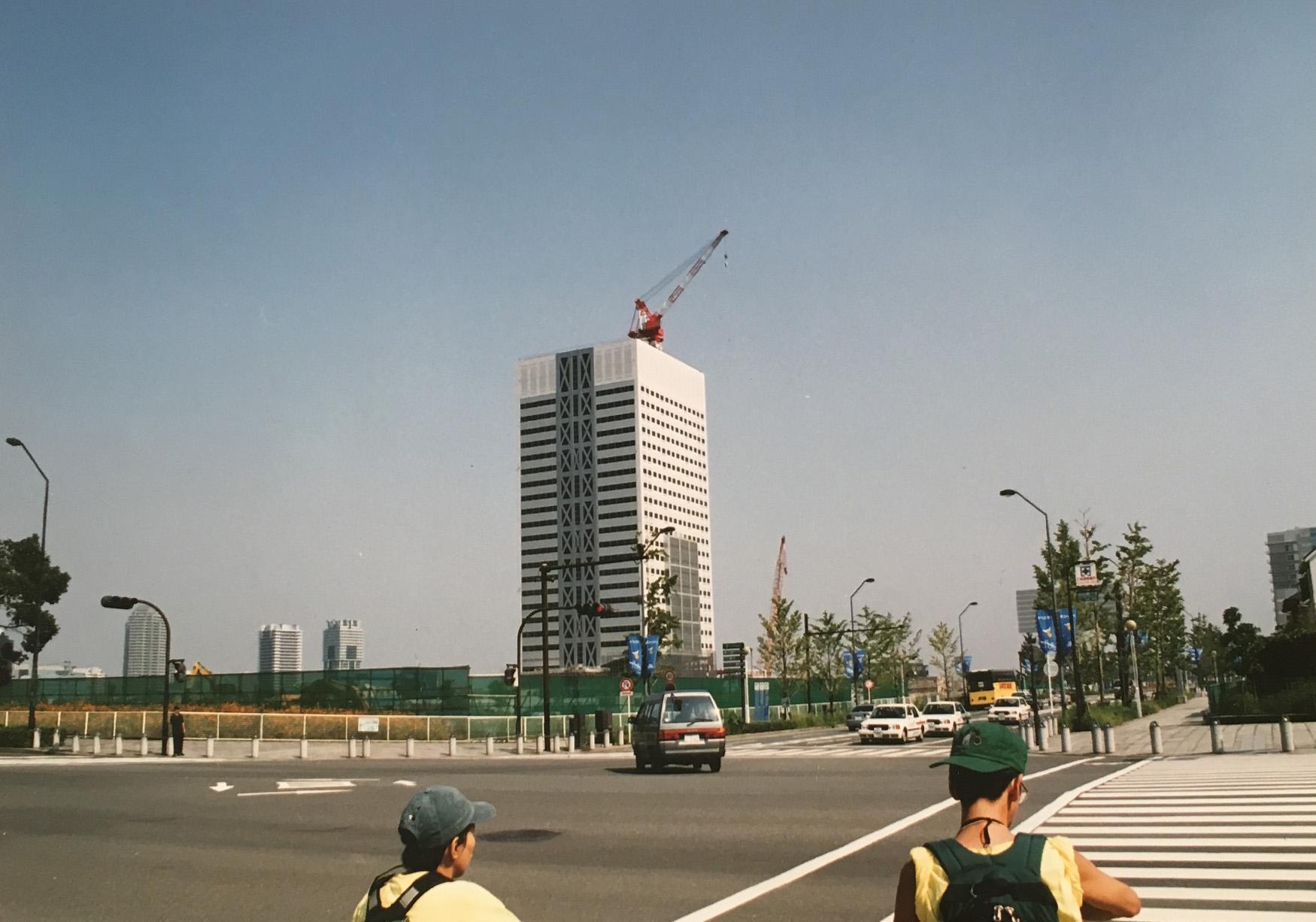 イベント4.16【昭和の住宅de野良IT】データビジュアライズって結局何するの?みなとみらいの古い写真でやってみた